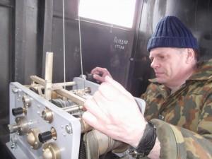 гидролог Балашов И. В.