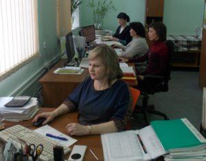 Ведущий гидролог ОГП Аненко Л. А. выпускает предупреждение об ОЯ на Туре