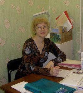 6 Начальник Г-1 Краснотурьинск Т.И. Шмачкова