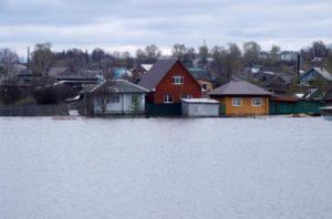 Затопление Туринска